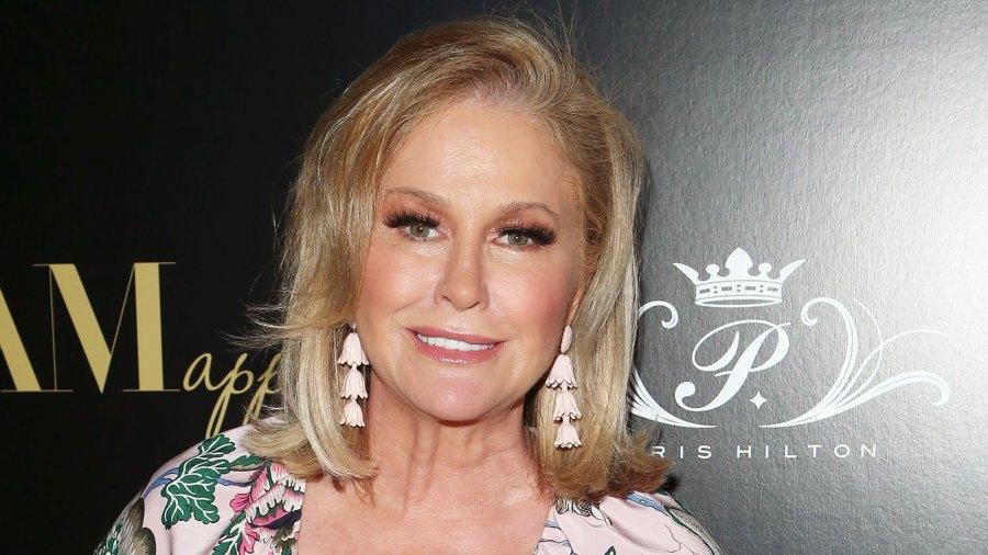 Kathy Hilton Has Cryptic Reaction to 'RHOBH' Casting Rumors