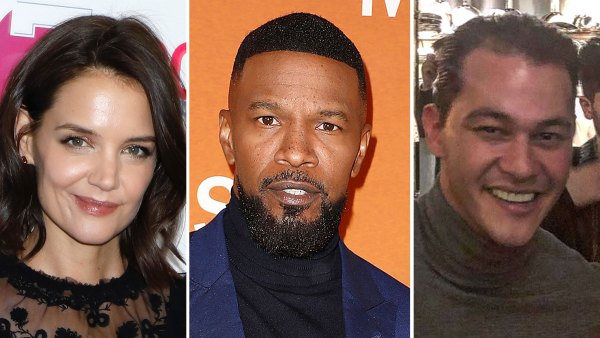 Katie Holmes Has Moved on From Jamie Foxx Amid New Romance With Emilio Vitolo Jr