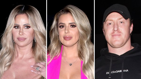 Kim Zolciak Biermann and Brielle Call Out Absolutely Disgusting Response to Photo of Brielle Sitting on Kroy Lap