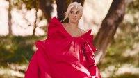Lady Gaga x Valentino Campaign BTS