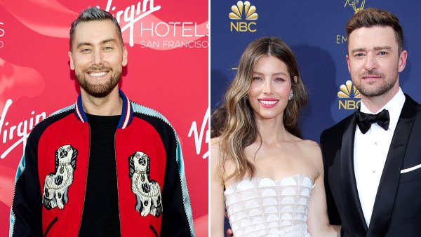 Lance Bass Confirms Justin Timberlake Jessica Biel Welcomed 2nd Baby