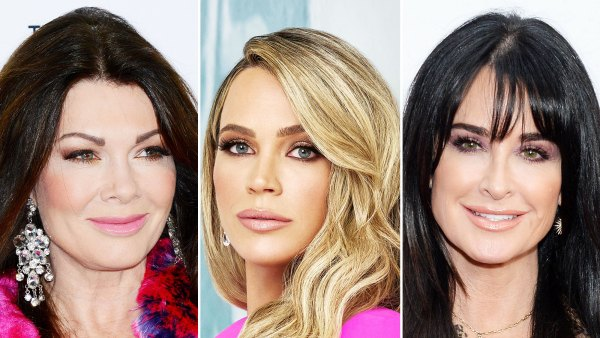 Lisa Vanderpump Slams Teddi Mellencamp After Real Housewives Of Beverly Hills Exit and Kyle Richards Gets Emotional With Goodbye