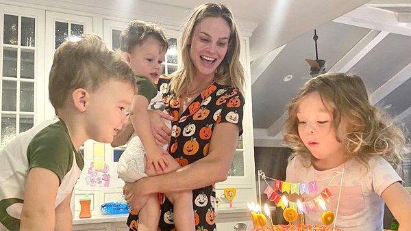 Meghan King Says Life Is So Damn Good After Birthday Celebration