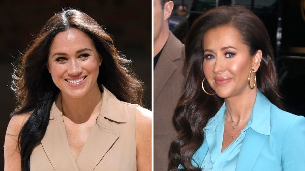 Meghan Markle and Jessica Mulroney Friendly Not as Close