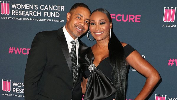 RHOA Cynthia Bailey and Fiance Mike Hill Are Officially Married