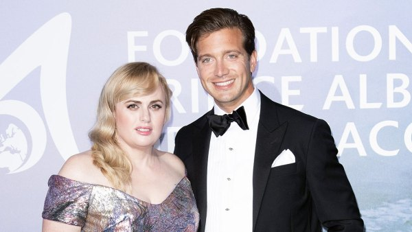 Rebel Wilson and Rumored Boyfriend Jacob Busch Make Their Red Carpet Debut