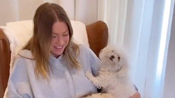 Stassi Schroeder Belly Bump Pregnant Instagram Dogs