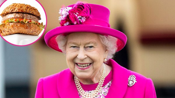 The Queen Eats Hamburgers With a Knife and Fork
