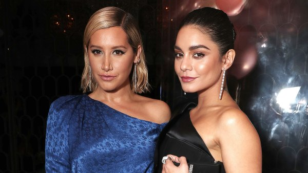 Vanessa Hudgens Reacts to Ashley Tisdale's Pregnancy News