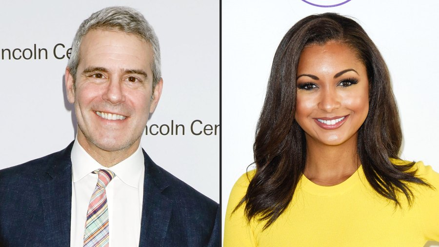 Andy Cohen Confirms Eboni Williams Role on Season 13 of The Real Housewives of New York City