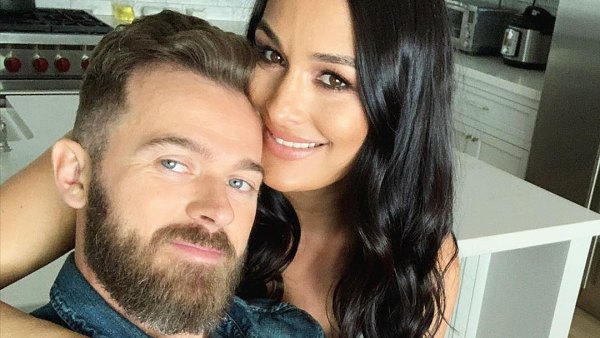 Artem Chigvintsev Talks About Why Nikki Bella and He Arent Teaching Son Matteo to Say Mom and Dad
