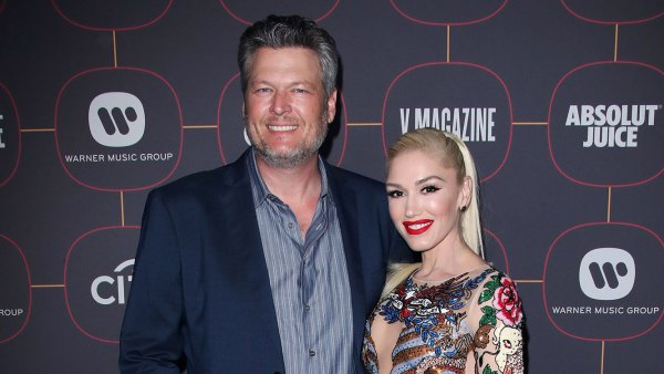 Blake Shelton and Gwen Stefani Celebrate the CMT Awards 2020 Together
