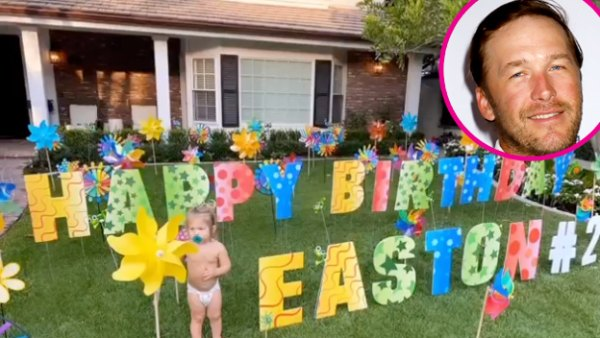 Bode Miller and More Parents Ring in Kids Birthdays in Quarantine p