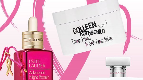 Beauty and Fashion Buys to Support Breast Cancer Awareness Month