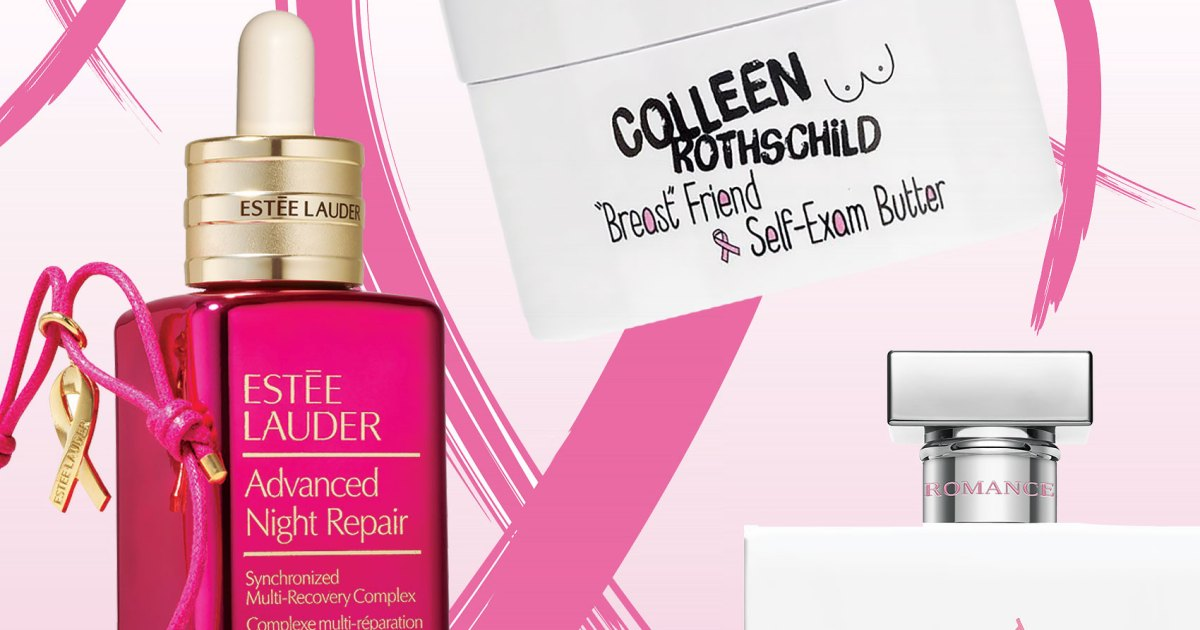 Breast Cancer Awareness Fashion and Beauty Must-Haves to Shop Now 1