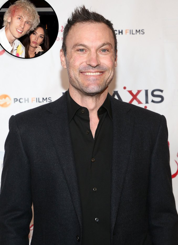 Brian Austin Green Has 'No Animosity' About Ex Megan Fox and Machine Gun Kelly Getting Serious