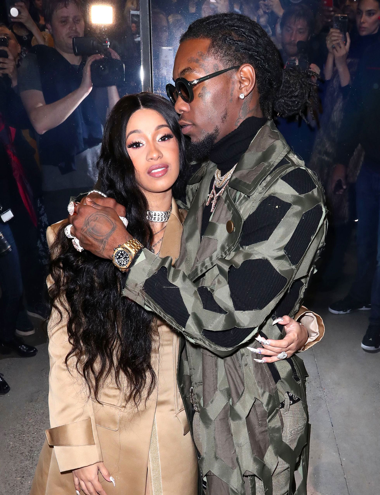 Cardi B Reveals Why Offset Was Invited to Her Birthday Celebration