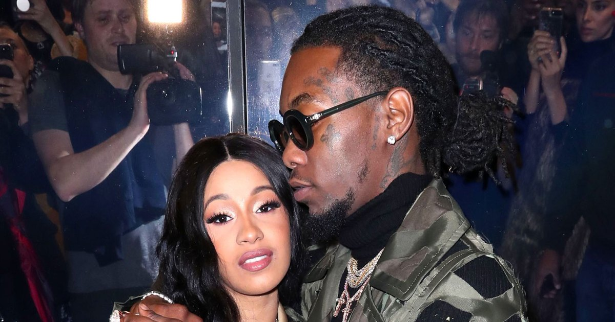 Cardi B Reveals Why Offset Was Invited to Her Birthday Celebration 1
