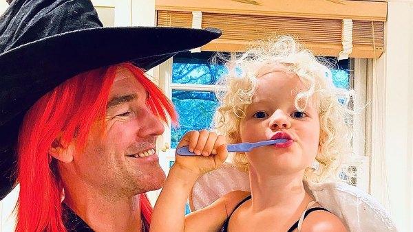 Family Affair! See James Van Der Beek's Kids and More in Halloween Costumes