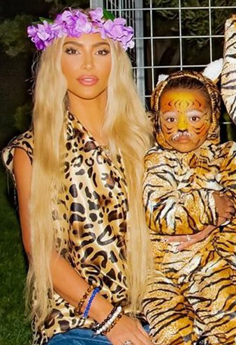Kim Kardashian, Kelly Ripa and More Stars Dress as 'Tiger King' Cast