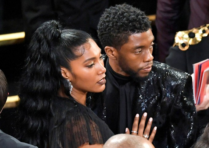 Chadwick Boseman Wife Simone Ledward Files Probate Case After Star Dies Without Will