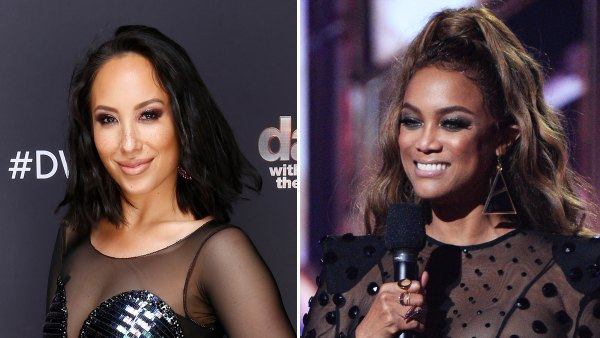 Cheryl Burke Applauds Very Real Tyra Banks as Dancing With the Stars Host
