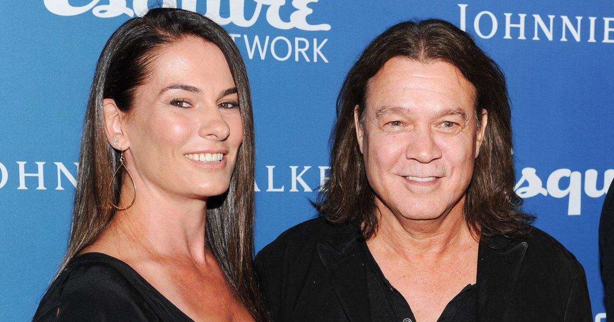 Eddie Van Halen's Widow Breaks Her Silence After His Death