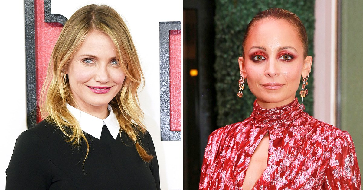 Even Cameron Diaz Can't Believe Nicole Richie Is Her Sister-in-Law