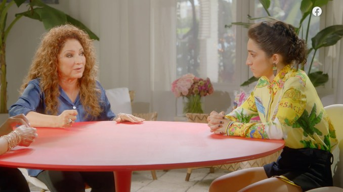 Gloria Estefan's Daughter Says Mom Told Her Not to Come Out to Grandma 1