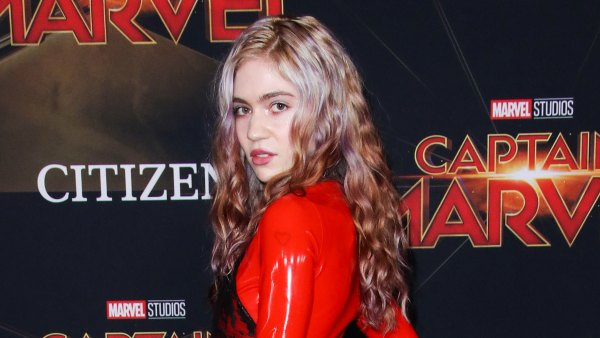 Grimes Says 5-Month-Old Son X AE A-XII Has Seen R-Rated Movie