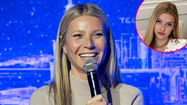 Gwyneth Paltrow Says Daughter Has a Beautiful Sense of Entitlement p
