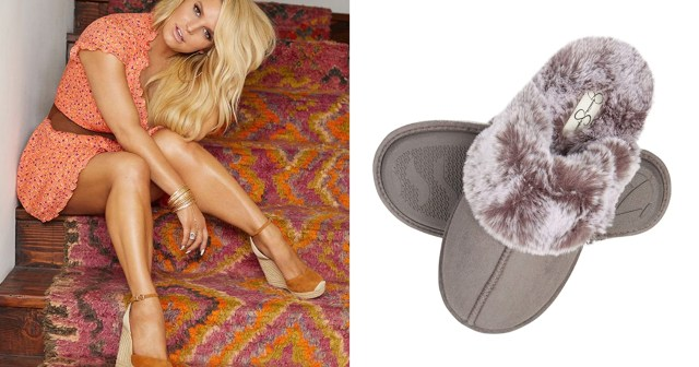 These Jessica Simpson Anti-Skid Slippers Make an Adorable Holiday Gift.jpg