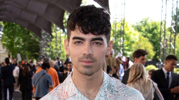 Joe Jonas's Latest Tattoo Is Eerily Cool