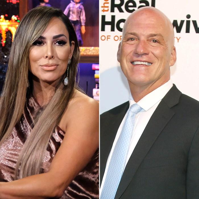 Kelly Dodd claque l'ex-mari Michael Dodd à sa fille et fait l'éloge du nouveau mari Rick Leventhal