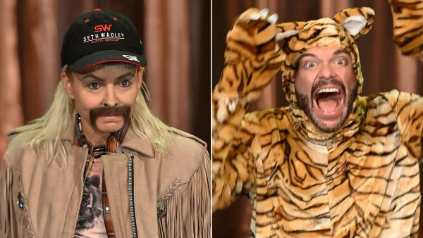 Kelly Ripa, Ryan Seacrest Embrace 2020 in 'Live' Halloween Costumes