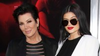 Kylie Jenner Looks Identical to Mom Kris in Latest Kylie Cosmetics Campaign
