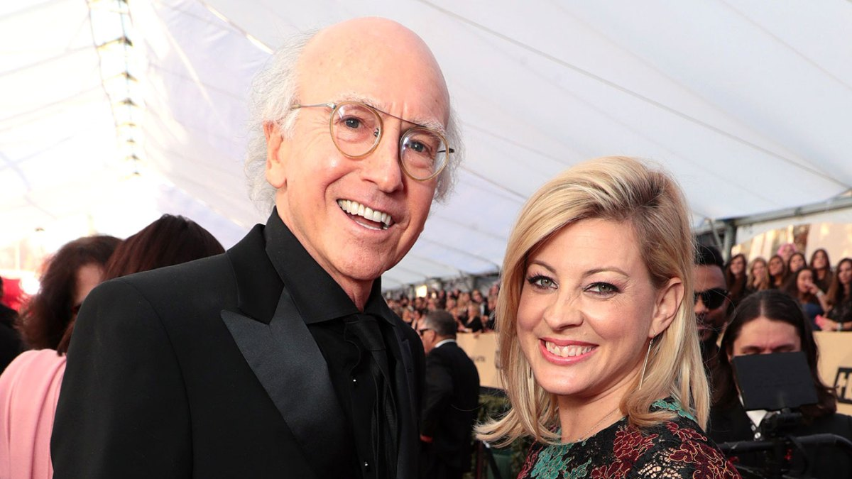 Larry david dating dating again after long term relationship