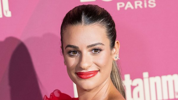 Lea Michele Shows Postpartum Body on Hike 9 Weeks After Giving Birth: Pic