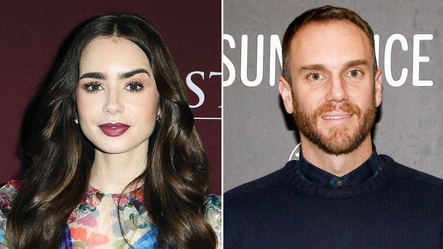 Lily Collins Knew She Wanted to Marry Fiance Charlie McDowell the Second She Met Him