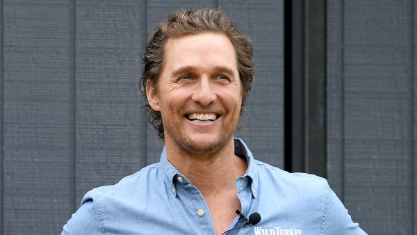 Matthew McConaughey Wanted to Ditch His Rom-Com Shirtless Guy Label
