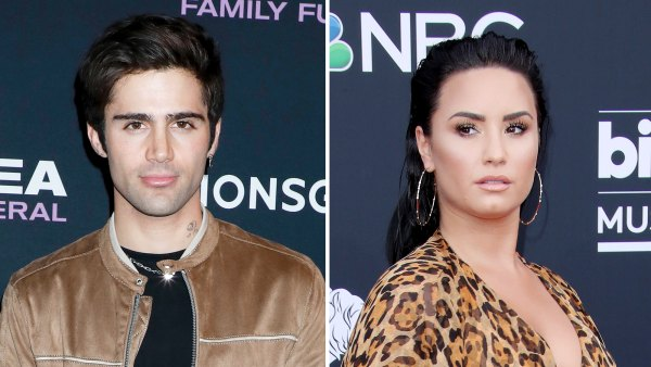 Max Ehrich Releases Song About Ex-Fiancee Demi Lovato After Split