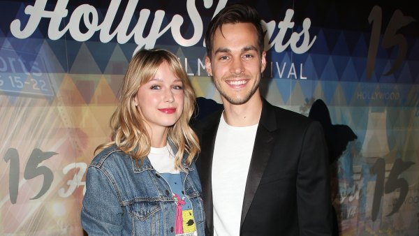 Melissa Benoist Is Loving Parenthood 1 Month After Announcing Son's Birth 2