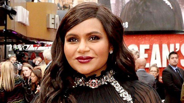 Mindy Kaling Raising My Kids Without My Mom Has Been Torture Touching Tribute