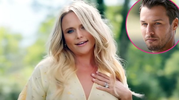 Miranda Lambert Says She Had Husband Brendan McLoughlin New Music Video Hes Really Pretty