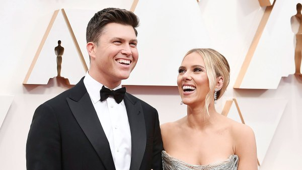 Scarlett Johansson and Colin Jost Marry in Intimate Ceremony