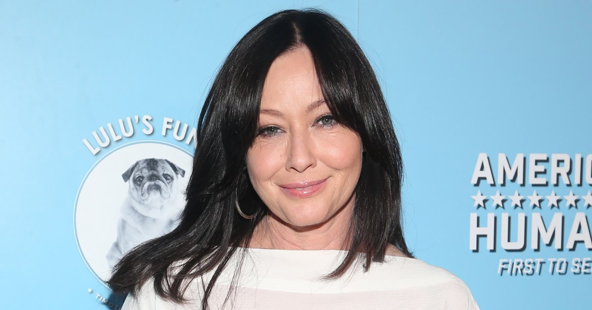 Shannen Doherty: My Cancer Diagnosis Is Not a 'Death Sentence'