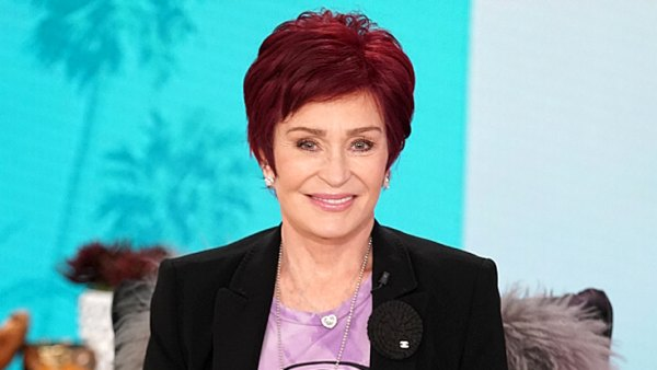 Sharon Osbourne Admits to Gaining About 10 Lbs. During Quarantine
