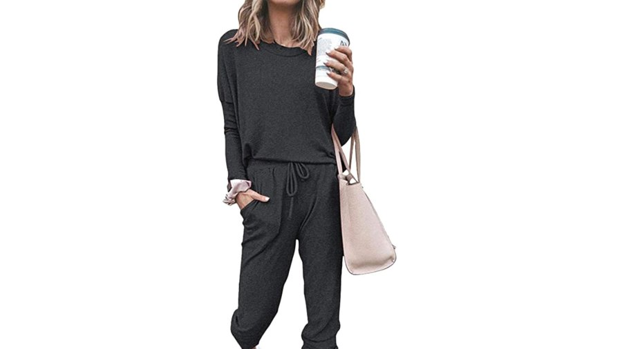 This No. 1 Bestselling Sweatsuit Will Be Your New Off-Duty Lounge Outfit