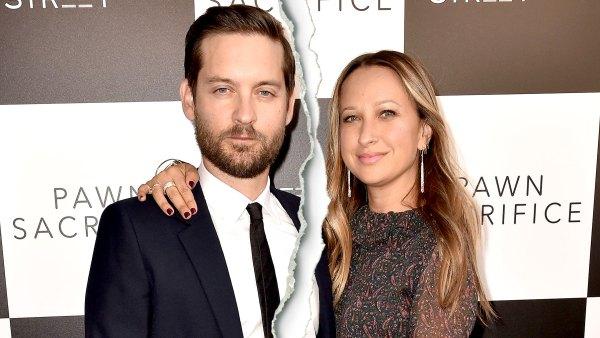 Tobey Maguire's Estranged Wife Jennifer Meyer Files for Divorce