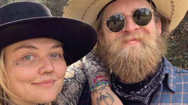 Elle King and Dan Tooker Celebrity Engagements of 2020